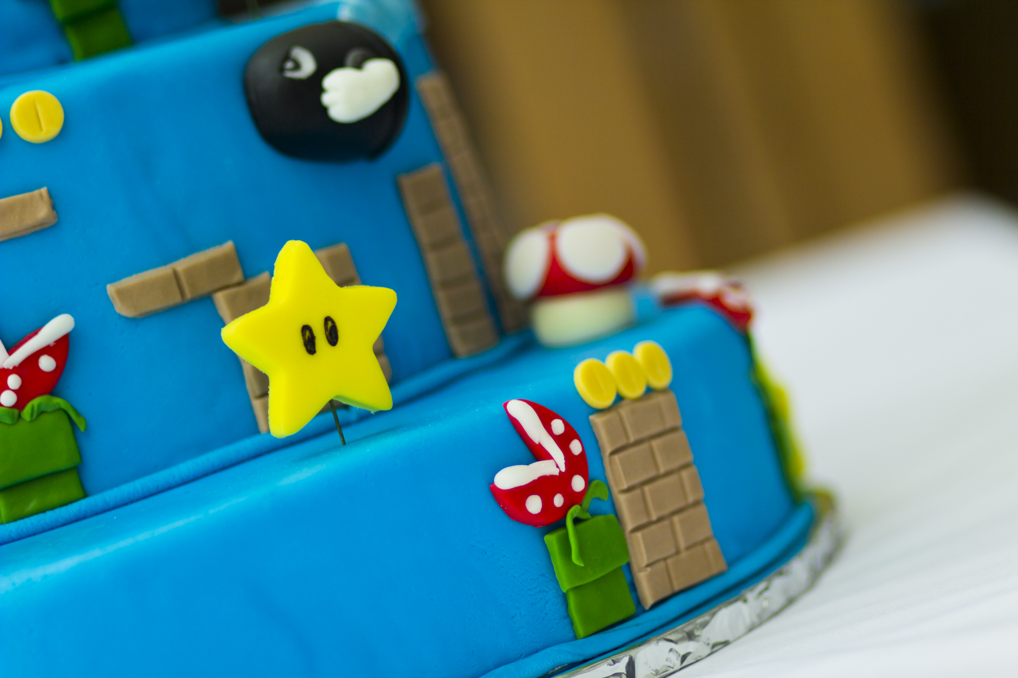 super mario torte diecaterin. Black Bedroom Furniture Sets. Home Design Ideas